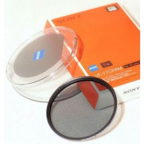 Sony VF-77CPAM Filter Pol Circular 77mm