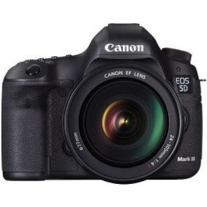 Canon EOS 5D Mark III (SLR) mit Objektiv EF 24-105mm 4.0 L IS USM (5260B027)