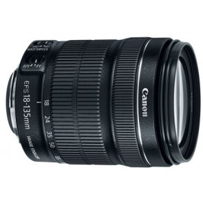 Canon Objektiv EF-S 18-135mm 3.5-5.6 IS STM (6097B005)