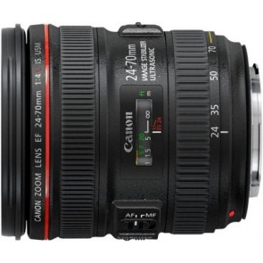 Canon Objektiv EF 24-70mm 4.0 L IS USM (6313B010)