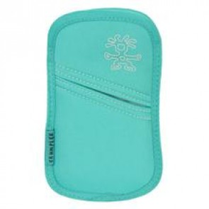 CRUMPLER CR Giordano Special 80 iPhone -- turquoise / grey white