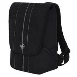 CRUMPLER CR Messenger Boy Stripes Half BP Medium -- deep black