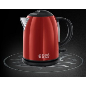 Russell Hobbs Flame Red Compact (20191-70)
